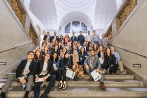 vignette Global Entrepreneurship Summer School (GESS), Munich, Germany, September 2018